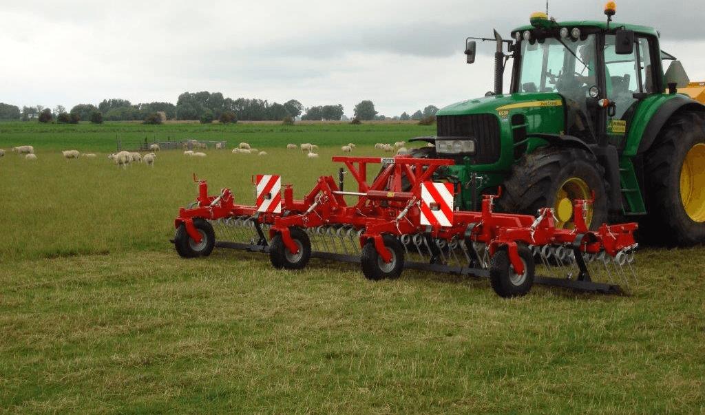 Grass Profi Frontstriegel