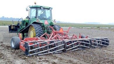 Nicht-wendende Bodenbearbeitung (NWG)